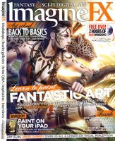 ImagineFX issue 60 by ClaireHowlett