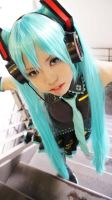 Hatsune Miku by kushiyaki-group