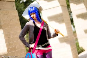 Ramona Flowers by silvver