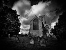 All Saints HDR 2 by sparxphoto