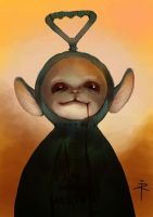 160608 - terrible teletubbie by 600v