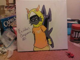 God Tier Eridan by Smutppet