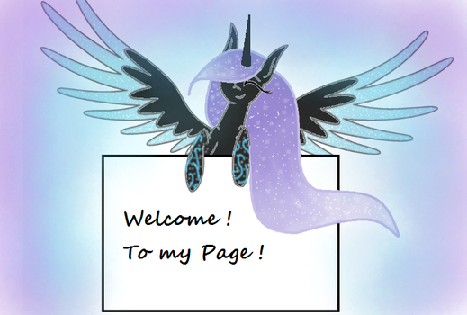 Welcome !!! by mbormke