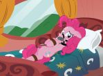 Pandering Pinkie by radiantrealm