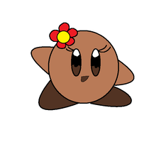CartoonAnimes4Ever as a Kirby by PenelopeHamuChan