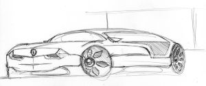 Renault Sketch Concept by FCD94