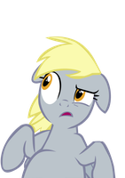 Derpy Doesn't Have Problems With Applejack by Animalsss