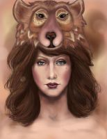 Bear Hat by margaw