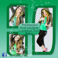 Photopack Png Avril Lavigne #5 by BeluuBieberEditions