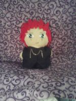 Axel Mini Plushie by snowtigra