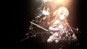 Sword Art Online Wallpaper #1 by dani17k