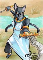 Bastet - Stacey Kardash by Pernastudios