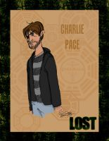 Charlie Pace by c-t-supahfly