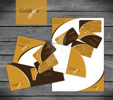 Goldfeed design by vvica