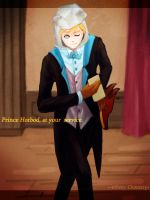 Prince Hotbod by RippleRing