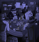 Pokerface _ the Mafia by Rodethos