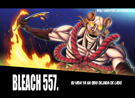 Bleach 557 - Komamura by pollo1567