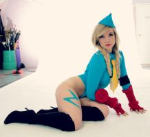 Model Cammy?! WAS??? by CosplayButterfly
