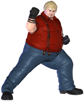 TEKKEN 6 - Bob (1P) - XPS Download by Pedro-Croft