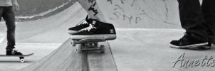 Skate and Shoes. Three phases by aNNeTTs