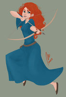 merida by whaup