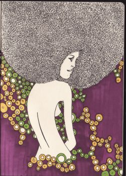 Afro by iman-air