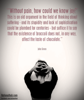 Pain and Happiness by rationalhub