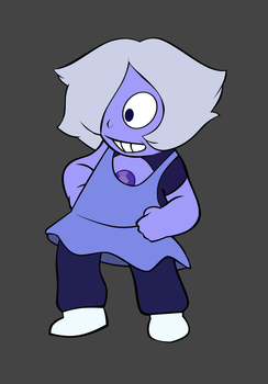 Amethyst animation test by YellowClod