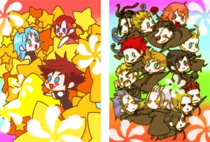 KH POSTCARD by ihirotang