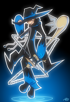 Sora: Chaos form V.2 by theshadowranger