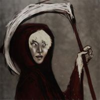 The Reaper by Cattkins