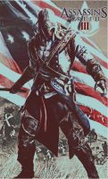 Assassin's Creed III - Connor Kenway by demonxnero