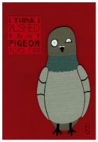 Pigeon by renton1313