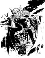 Man-Bat by deankotz