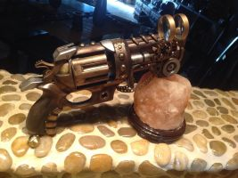 Steam punk righty...complete by MauruCat