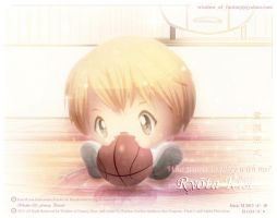 Who wants to play with Kise Ryota? by Kauthar-Sharbini