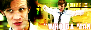 Doctor Who 11th Doctor Sig by feel-inspired