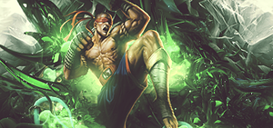 Street Fighter by GFX-3ngine