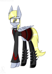 Goth Derpy By Natikop by ice1517