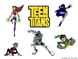 Titans GO by Fire-Drake