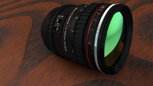 3D Camera Lens 2 - C4D by cytherina