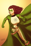 $15 Sketch: Neutrino Bombshell by Durandus