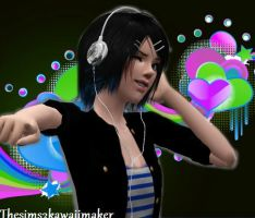 Do you feel it!? by TheSims3KawaiiMaker