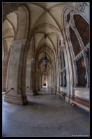 City Hall Arcade by stetre76