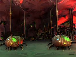 Crater Crawlers by tiffrmc720