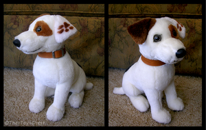 Wishbone Plush by The-Toy-Chest