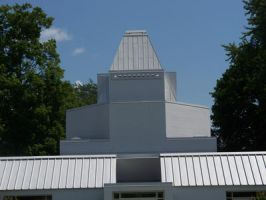 White Building 1 by RD-Stock