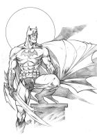 batman by rillf