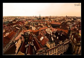 Old Prague by DreamSand