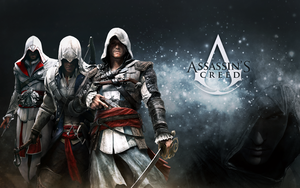 Assassin's Creed Wallpaper by G1ZMO-DARG0N